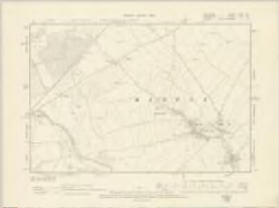 Wiltshire LXXV.NE - OS Six-Inch Map