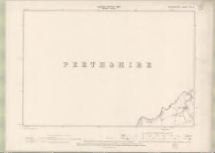 Stirlingshire Sheet Xa.SE - OS 6 Inch map