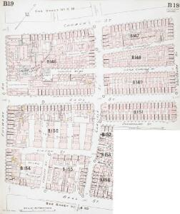 Insurance Plan of London West North-West District Vol. B: sheet 19-2