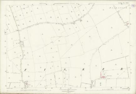 Lincolnshire LXXI.2 (includes: Fiskerton; Reepham) - 25 Inch Map