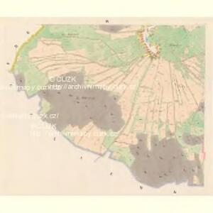 Nebahau (Nebahow) - c4971-1-003 - Kaiserpflichtexemplar der Landkarten des stabilen Katasters