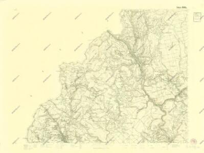 III. vojenské mapování 3849/3