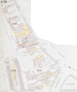Insurance Plan of London Western District Vol. A: sheet 32-1