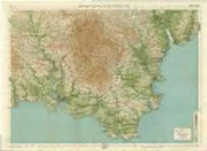 South Devon, Sheet 36  - Bartholomew's