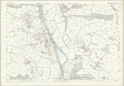 Devon XLV.11 (includes: Halberton; Tiverton) - 25 Inch Map