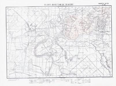 Lambert-Cholesky sheet 2782 (Gherța Mică)