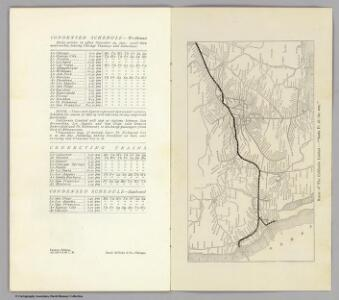Route of the California Limited.