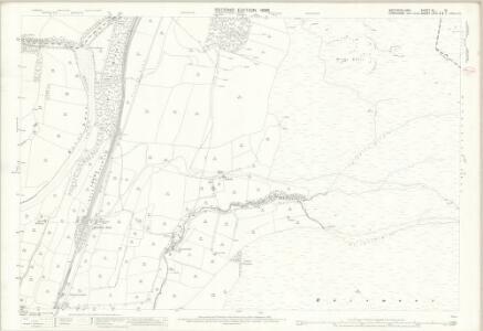 Westmorland XL.13 (includes: Dent; Killington; Middleton; Sedbergh) - 25 Inch Map