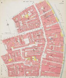 Insurance Plan of Hull (Yorkshire): sheet 5