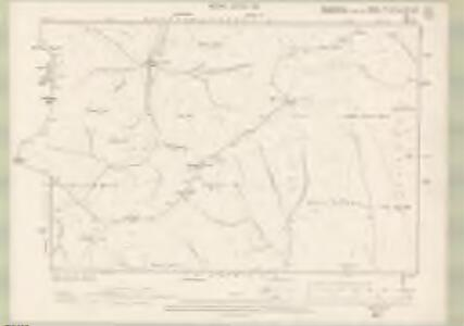 Selkirkshire Sheet XXA.SE & XX.SW - OS 6 Inch map