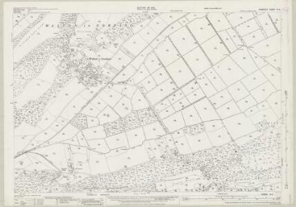 Somerset IV.4 (includes: Clevedon; Portbury; Tickenham; Walton In Gordano; Weston In Gordano) - 25 Inch Map
