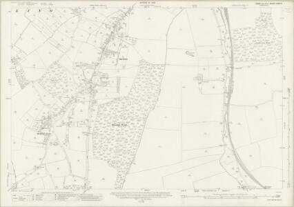 Essex (New Series 1913-) n XXIII.3 (includes: Henham; Quendon and Rickling; Ugley) - 25 Inch Map