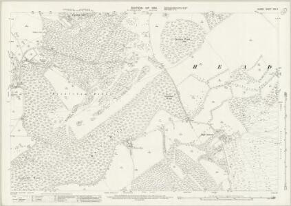 Surrey XXV.8 (includes: Headley; Leatherhead; Mickleham) - 25 Inch Map