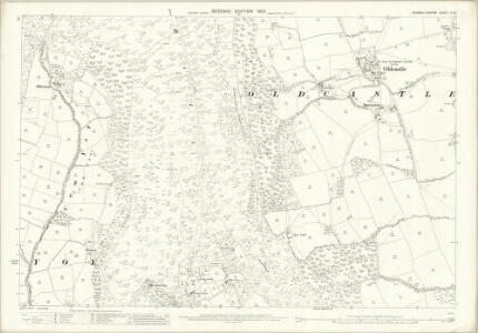 Monmouthshire III.8 (includes: Crucornau Fawr) - 25 Inch Map