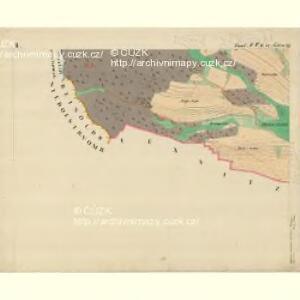 Mayres - m1735-1-002 - Kaiserpflichtexemplar der Landkarten des stabilen Katasters