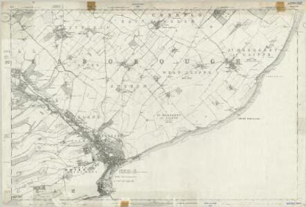 Kent LXVIII - OS Six-Inch Map