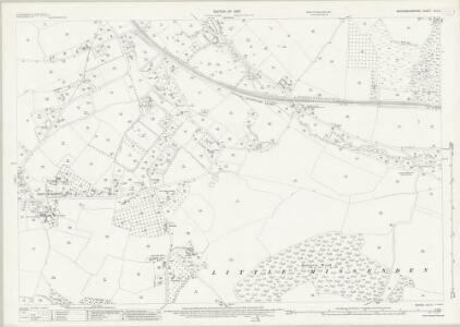 Buckinghamshire XLII.3 (includes: Great Missenden; Little Missenden) - 25 Inch Map