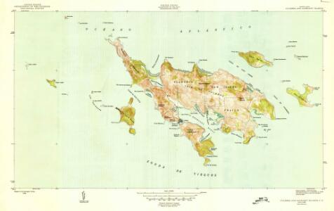Culebra And Adjacent Islands