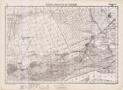 Lambert-Cholesky sheet 3935 (Zimnicia Est)