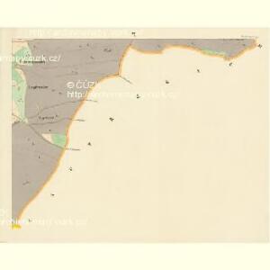 Kirchberg - c3381-4-004 - Kaiserpflichtexemplar der Landkarten des stabilen Katasters