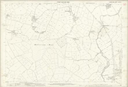 Cumberland LXXVIII.14 (includes: Drigg and Carleton) - 25 Inch Map