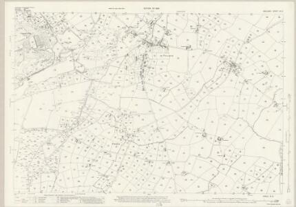 Anglesey III.15 (includes: Amlwch; Llandyfrydog; Llaneilian; Rhos Y Bol) - 25 Inch Map