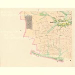Kotschin (Kočin) - c3241-1-004 - Kaiserpflichtexemplar der Landkarten des stabilen Katasters