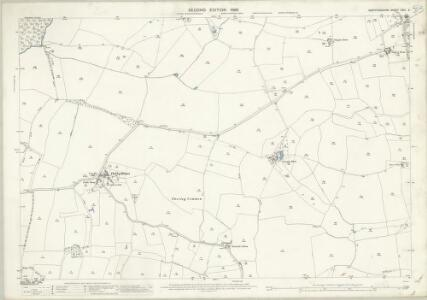 Hertfordshire XXIII.9 (includes: Bishops Stortford; Little Hadham; Thorley) - 25 Inch Map