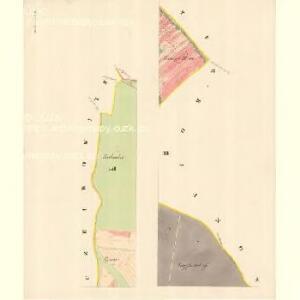 Alt Potworow - m2872-1-003 - Kaiserpflichtexemplar der Landkarten des stabilen Katasters