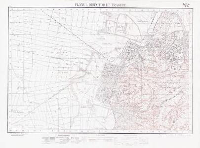 Lambert-Cholesky sheet 1964 (Şiria)