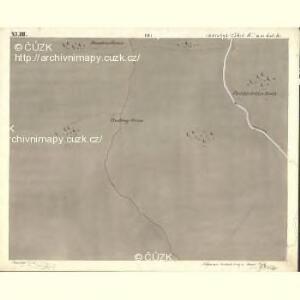 Stubenbach I. Theil - c6088-1-038 - Kaiserpflichtexemplar der Landkarten des stabilen Katasters