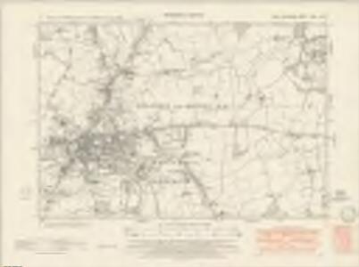 Essex nXXXV.NW - OS Six-Inch Map