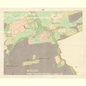 Hostialkow - m0861-1-011 - Kaiserpflichtexemplar der Landkarten des stabilen Katasters