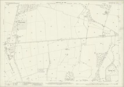 Berkshire XXXI.14 (includes: Bray; Warfield; White Waltham; Winkfield) - 25 Inch Map