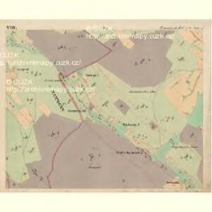 Eisenstrass - c1950-1-008 - Kaiserpflichtexemplar der Landkarten des stabilen Katasters