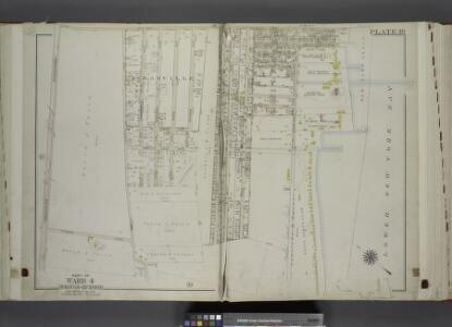 Part of Ward 4. [Map bound by New Dorp Lane, New Dorp Beach, Lower New York Bay, Old Mill Road (Coles Ave), Tysens Lane, South Side    Boulevard]