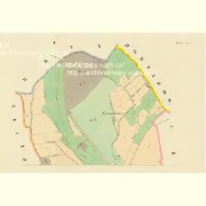 Birkau - c0564-1-001 - Kaiserpflichtexemplar der Landkarten des stabilen Katasters
