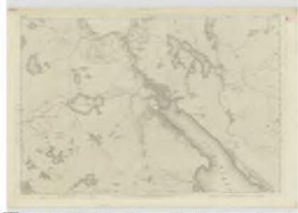 Ross-shire & Cromartyshire (Mainland), Sheet XLV - OS 6 Inch map