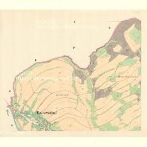 Rabersdorf (Hrabissan) - m0875-1-001 - Kaiserpflichtexemplar der Landkarten des stabilen Katasters