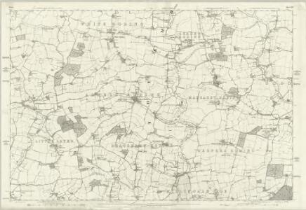 Essex XLI - OS Six-Inch Map