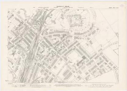 London XV.67 - OS London Town Plan