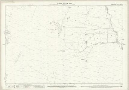 Cumberland LXXXVI.6 (includes: Bootle) - 25 Inch Map