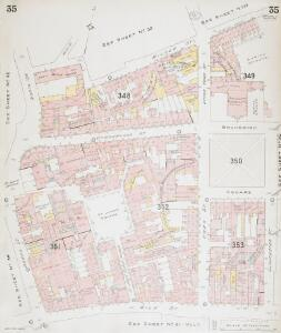 Insurance Plan of Bristol Vol II: sheet 35