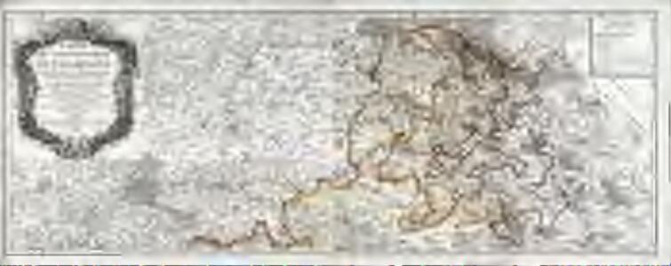 Carte du gouvernement de Champagne, 1
