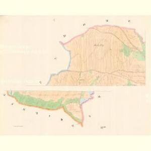 Schweinitz - c7963-1-001 - Kaiserpflichtexemplar der Landkarten des stabilen Katasters