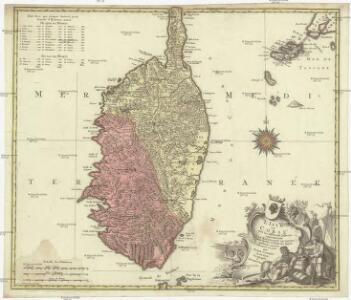 L'Isle de Corse