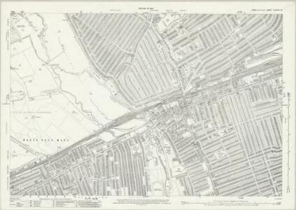 Essex (New Series 1913-) n LXXVIII.15 (includes: East Ham; Ilford) - 25 Inch Map