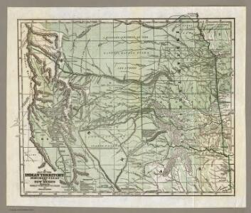 Indian Territory, Northern Texas and New Mexico.