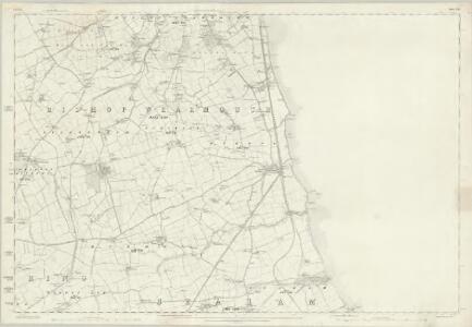 Durham XIV - OS Six-Inch Map