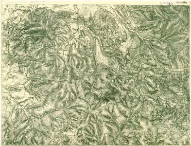 III. vojenské mapování 4561/3